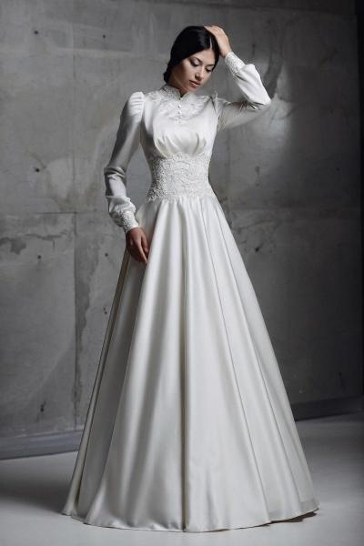 wedding dress gorlo-1